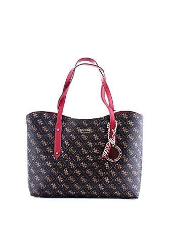 Luxury Fashion | Guess Womens HWSG7437230BROWN Brown Tote | Fall Winter 19