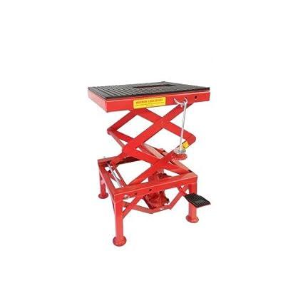 Terrific Amazon Com Hydraulic Dirt Bike Lift Motorcycle Dirt Bike Short Links Chair Design For Home Short Linksinfo