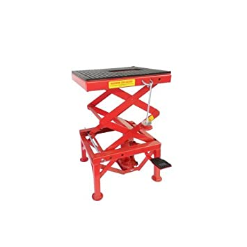 Hydraulic Dirt Bike Lift Motorcycle Dirt Bike Stand