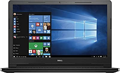 "2016 New Edition Dell Inspiron 15.6"" HD Display Premium High Performance Laptop PC, Intel Core i3-5015U 2.1 GHz Processor, 4GB RAM, 1TB HDD, HDMI, Bluetooth, WIFI, Webcam, MaxxAudio, Windows 10, Black"