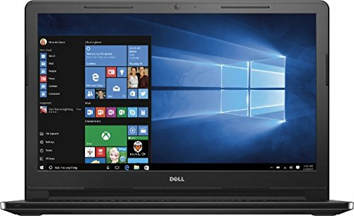 2016 New Edition Dell Inspiron 15 6  Hd Display Premium High Performance Laptop Pc  Intel Core I3 5015U 2 1 Ghz Processor  4Gb Ram  1Tb Hdd  Hdmi  Bluetooth  Wifi  Webcam  Maxxaudio  Windows 10  Black