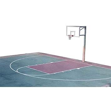 amazon com easy court premium basketball court marking stencil kit