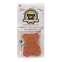 Brown Sugar Bear 54923 Original Brown Sugar Saver y suavizante, solo