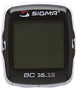 Sigma Sport Fahrradcomputer BC 16.12, 06120