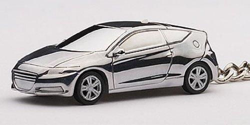 AUTOartDESIGN 1/87 Honda CR-Z key chain (aluminum) (japan import)