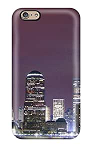 For Iphone 6 Protector Case City Skyline Phone Cover