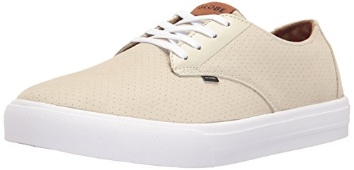 Sand Globe Men's White Perforated Motley twvqrw