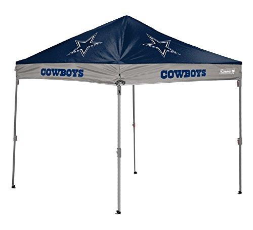 Coleman NFL 10′ x 10′ Canopy, Dallas Cowboys