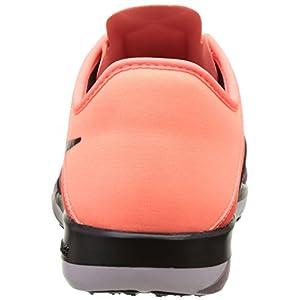 NIKE Women's Free TR 6 Spectrum Training Shoe Bright Mango/Black/Bleached Lilac Size 7.5 M US
