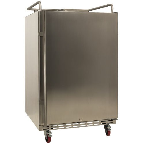 EdgeStar Outdoor Kegerator Conversion Refrigerator