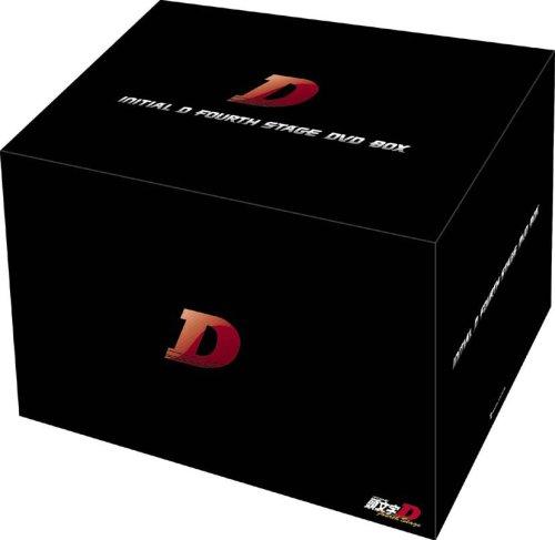 最新の激安 頭文字[イニシャル]D Fourth Stage DVD-BOX DVD-BOX Fourth B000KEGCIU B000KEGCIU, クリアファイルファクトリー:8c5b5f14 --- tadkarecipes.com