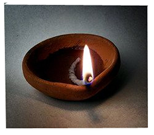 Diwali Diya 12 Pc Handmade Traditional Welcome Diya With ...