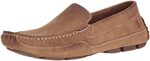 Men's Semi Burney IZOD Tan Slip Smooth Loafer On Oqn8vFd