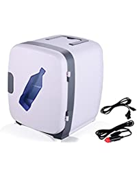 CIEND 13 Liter Electric Cooler and Warmer Car Fridge Mini Refrigerator Portable Freezer for Travel Outdoor Picnic