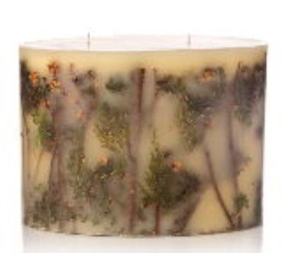 FOREST Rosy Rings 2-Wick Large Oval 300 Hour Limited Edition Botanical Scented Candle by Rosy Rings