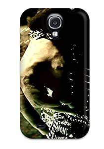 High Impact Dirt/shock Proof Case Cover For Galaxy S4 (guitar)