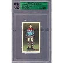 (CI) Bobby Bauer Hockey Card 2010-11 ITG Ultimate Memorabilia Base Card 43 Bobby Bauer