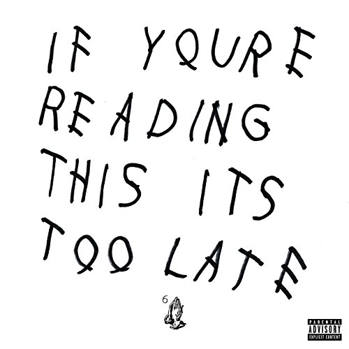 Music : If You're Reading This It's Too Late [2 LP]