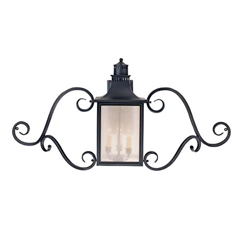 Savoy House 5-253-25 Three Light Wall Mount Lantern Review