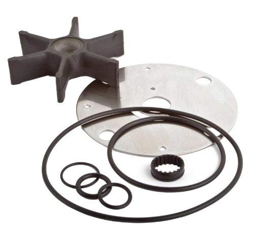 SEI MARINE PRODUCTS- Compatible with OMC Stringer Water Pump Kit Without Housing OMC Stringer Sterndrives ()