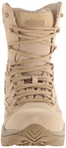 Side Zip Boots Military Response Rapid Reebok 8in Tan Military qCfIBXqwn