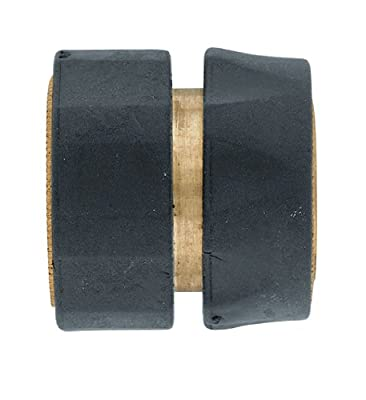 Orbit Brass Female Garden Hose Quick Connect Fitting for fast disconnect, 58118N
