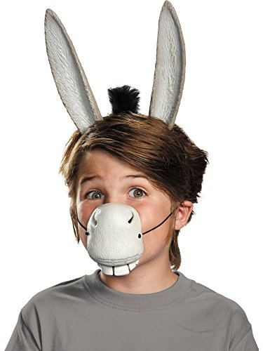 Shrek Donkey Child Accessory Kit - Donkey Child Costume