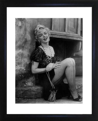 Marilyn Monroe Framed Photo - Marilyn Monroe Photographs
