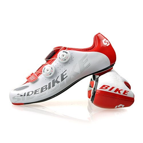 Bicycle larger Shoe Professional and SIDEBIKE choose with Shoes Sole pls than Road Pro 002 Women Men usual for White SD Carbon size Rd one Cycling xn8TTIwf