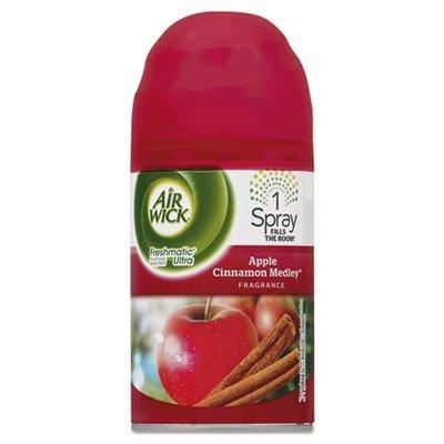 RECKITT BENCKISER PROFESSIONAL 78283CT Freshmatic Refill, Apple Cinnamon Medley, Aerosol, 6.17oz