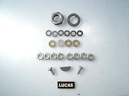 Lucas Triumph Stag Jaguar XKE Aston Martin DBS Bentley T Alternator Sundries Parts Kit by Lucas