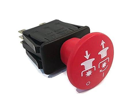 The ROP Shop PTO Switch fits Grasshopper 720K 721 721D 721D2 721DH2 721DT  721G2 722D2 Mowers