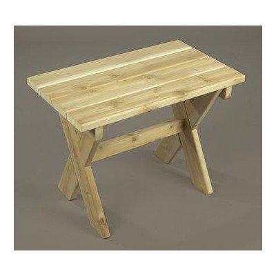 Table, Rectangular