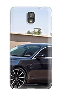 Flexible Tpu Back Case Cover For Galaxy Note 3 - Jaguar Xf 22