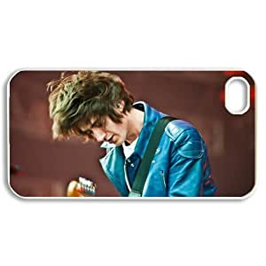 Snap-on iphone 4 4S 4G Case -Arctic Monkeys Band Custom Printed Back Case Protector -2