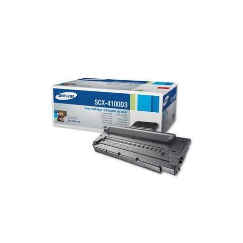 - Samsung SCX-4100 SCX-4100D3/SEE Toner 3K Yield