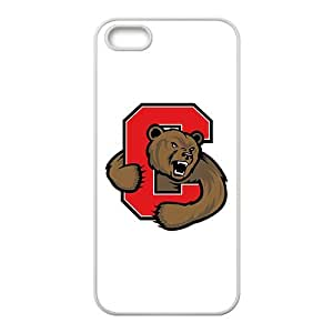 NCAA Cornell Big Red Primary 2002 White For Ipod Touch 4 Phone Case Cover