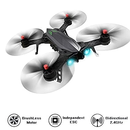 Amazon com: Rabing MJX, RC Drone, B6 Brushless Racing
