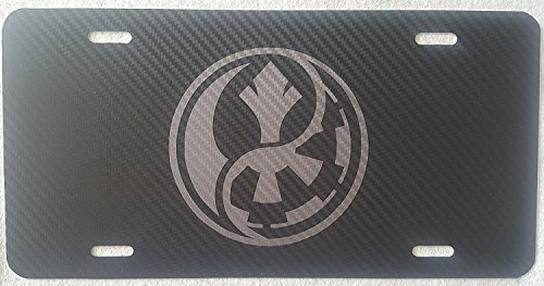 star wars imperial license plate - 7