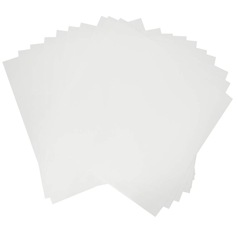 25pcs 6mil Blank Stencil Material, 12 x 12inch- Make Your own Stencil by Arzok