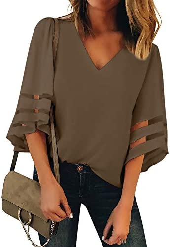 LookbookStore Womens Panel Blouse Sleeve product image