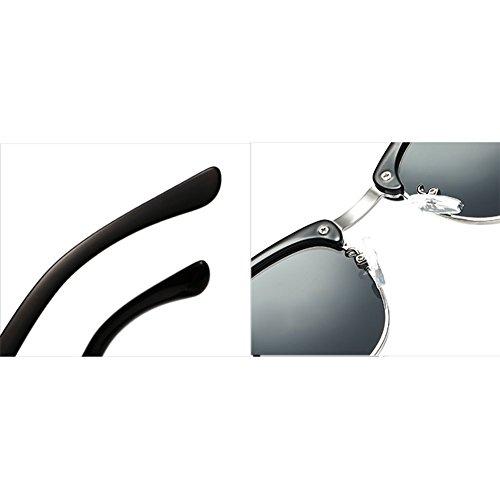 YQ Exteriores Polarizadas Unisex Gafas Gafas HD para Color QY De 1 Acogedor Sol Gafas 3 4SwHr4Y