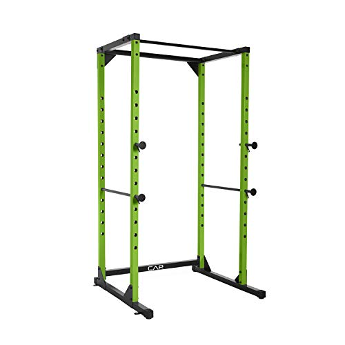 CAP Barbell Full Cage Power Rack, 7-Foot, - Weight Racks Cages