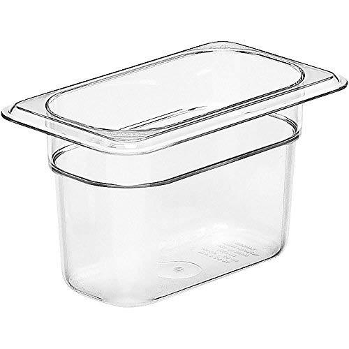 Cambro 94CW135 Camwear Food Pan plastic 1/9-size 4