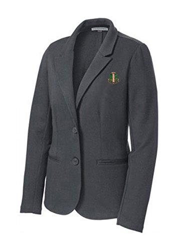 Alpha Kappa Alpha AKA Crest Blazer XX-Large Grey