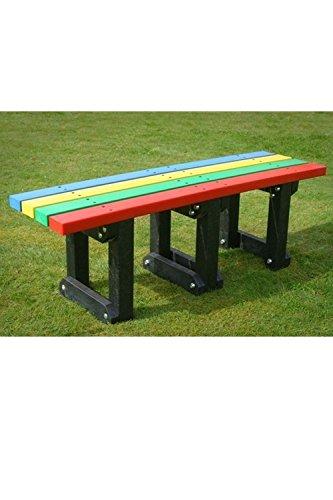 Panchine Di Plastica Prezzo.Shires 1 5 Meter Panchina Per Bambini In Plastica Riciclata