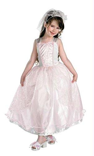 Barbie My Wedding Day (Barbie Bride Dress Up Costume)