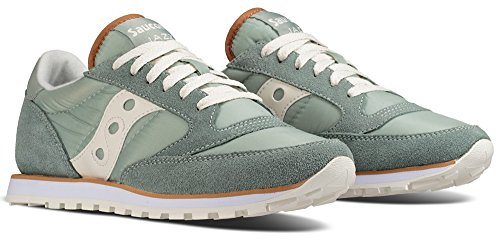 Saucony Grey de Cross Aqua Low Pro Mujer Zapatillas para Jazz Turquesa White UpqraU