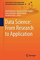 Data Science: From Research to Application Front Cover