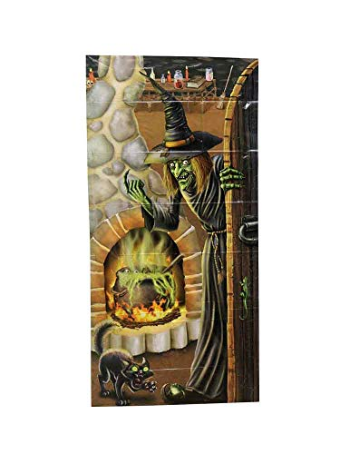 Witches Brew Halloween Door Covers ()